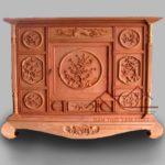 Tủ thờ gỗ Hương mẫu BTH022