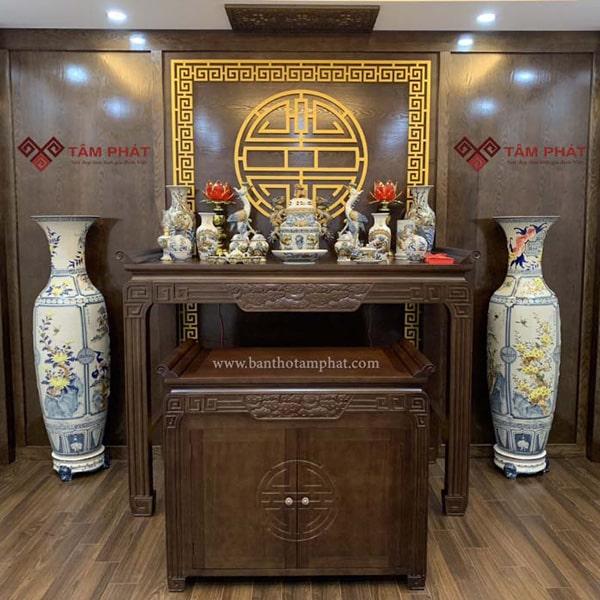 Đồ thờ Tâm Phát - Sự lựa chọn số 1 cho nội thất phòng thờ