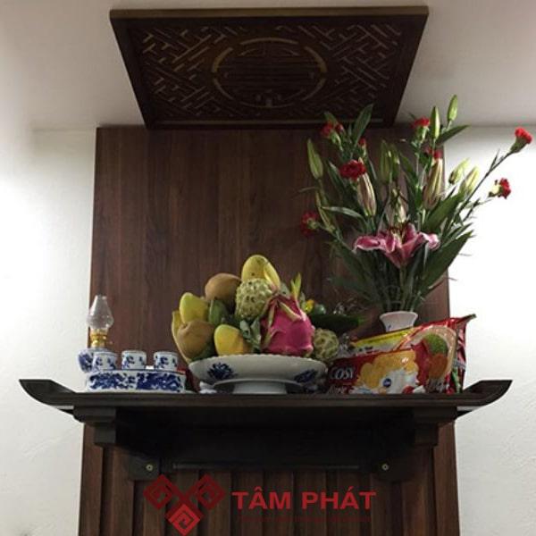 Bàn Thờ Treo Tường Chung Cư BTG2006 - Ảnh 4