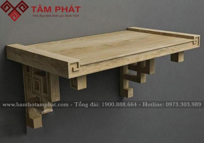 Bàn Thờ Treo Tường BTG2052 - Ảnh 2