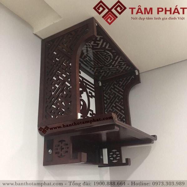 Bàn Thờ Treo Tường Mẫu BTG2032 - Ảnh 1