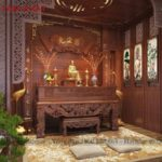 Mẫu sập thờ gỗ đẹp BTG1056