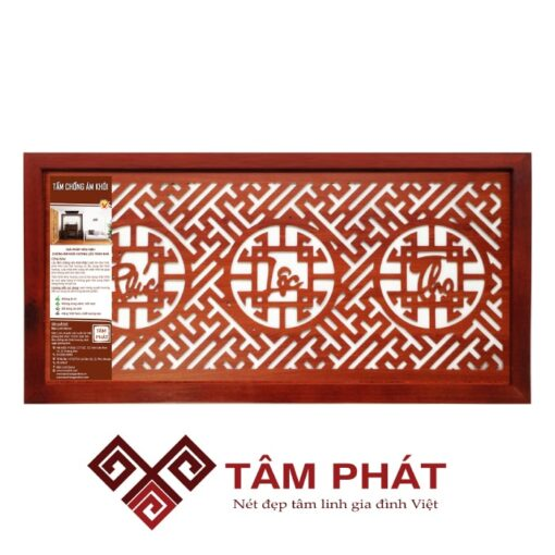 Tam chan khoi tai Ha Noi kich thuoc 41x81 Phuc Loc Tho Viet Nau mang ve dep hoan hao trang nghiem