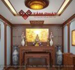 Mẫu bàn thờ đẹp BTG1063