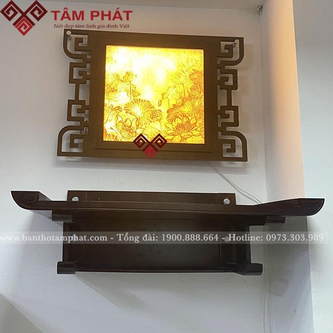 Feedback lắp bàn thờ từ chị Thanh chung cư River City, Q.7