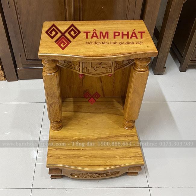 Feedbak lắp bàn thờ từ anh Thới chung cư Hà Đô Z751, Gò Vấp
