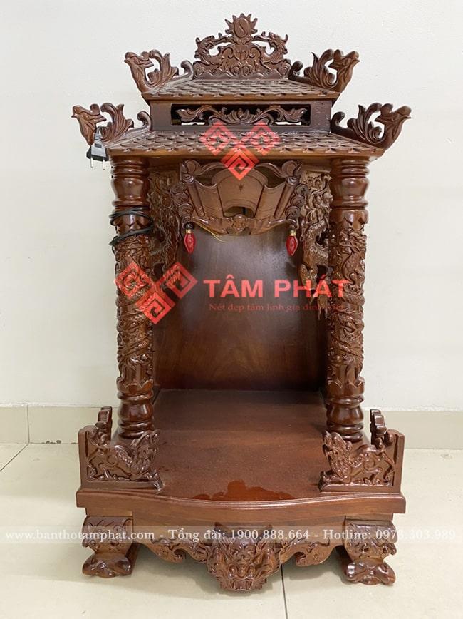 Chuyển bàn thờ Thần Tài
