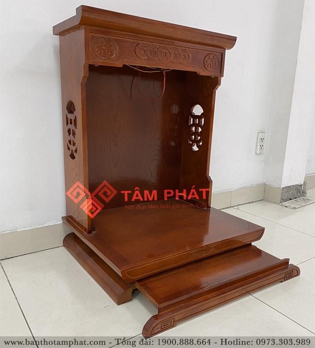 Đặt mua bàn thờ Ông Địa Tâm Phát tạiBanthogo.vn