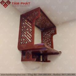 Mẫu Bàn Thờ Treo Tường Đẹp BTG2012