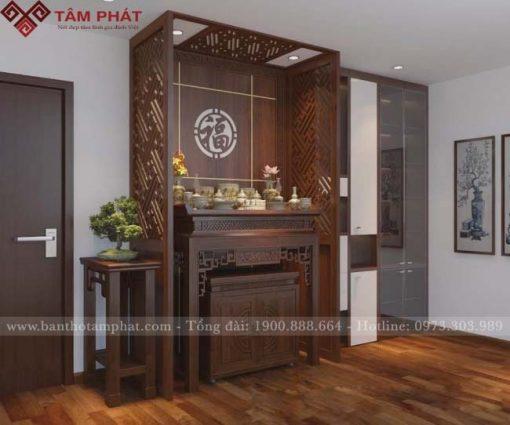 Mẫu bàn thờ đẹp được cung cấp bởi Tâm Phát